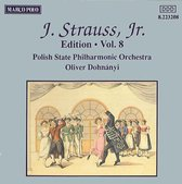 Strauss J.Jr.: Edition Vol. 8