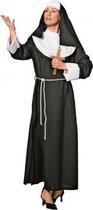 Compleet nonnen kostuum voor dames 44 (2xl)