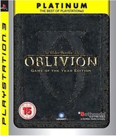 The Elder Scrolls 4 - Oblivion Game Of The Year Edition