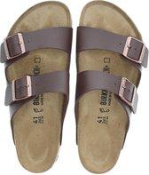 Birkenstock Arizona Heren Slippers Regular fit - Brown - Maat 45