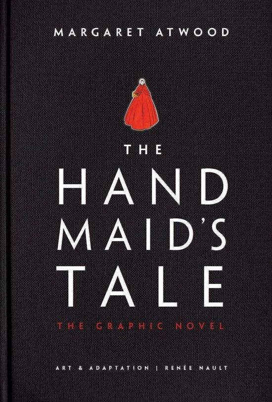 Boek cover The Handmaids Tale (Graphic Novel) van Margaret Atwood (Hardcover)