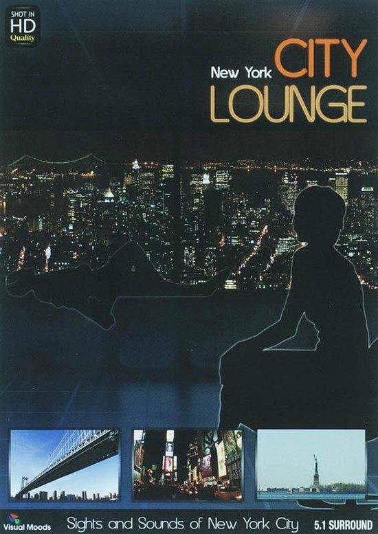 Cover van de film 'City Lounge - New York'