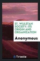 St. Wulstan Society
