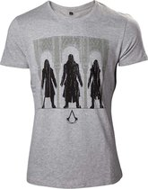 ASSASSIN'S CREED MOVIE- T-Shirt Group of Assassin's (L)