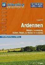 Ardennen Wanderfuhrer Belgien, Luxemburg, Namur, Dinant, La-