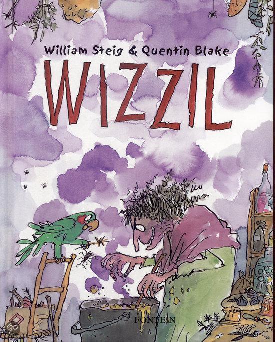 Wizzil - William Steig |