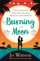Boek cover Burning Moon van Jo Watson