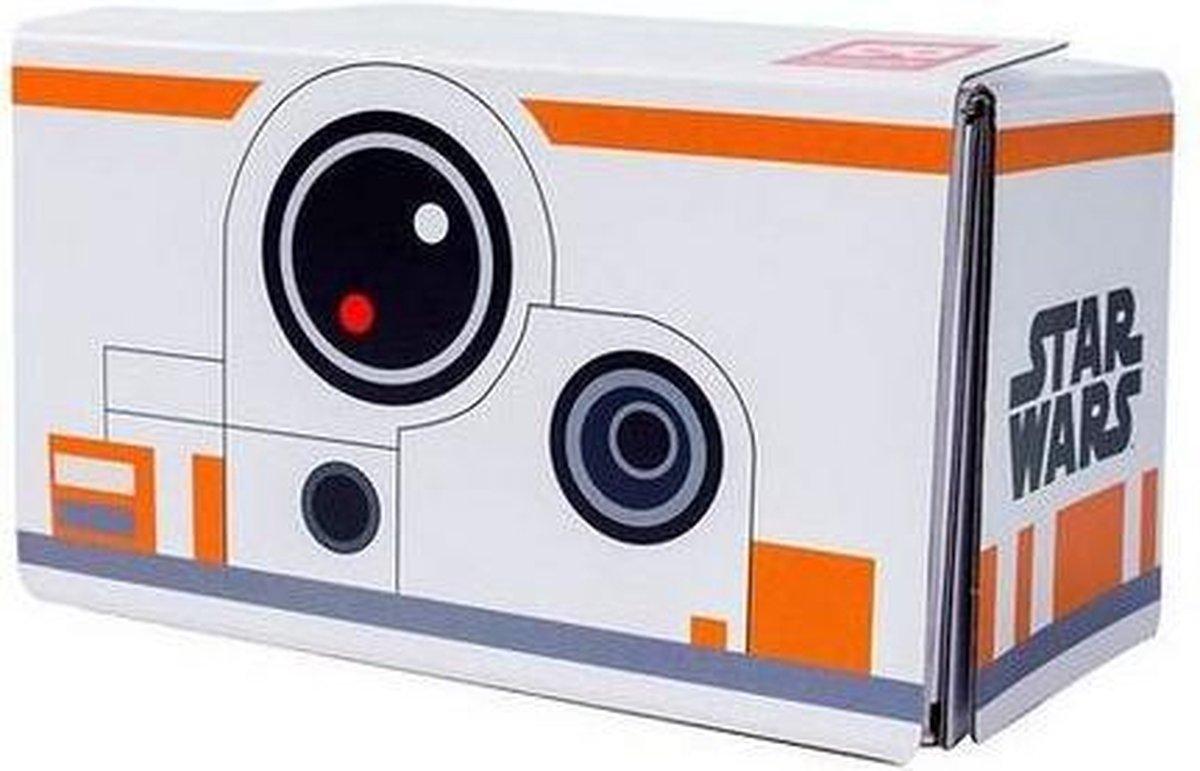 OPENBOX Gafas de Realidad Virtual Dickie Toys 209456002 Star Wars 3D
