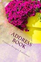 Address Book: Telephone Call Log Book - Phone Call Log Book