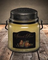 McCall's Candles Classic Jar Candle Spiced Pear