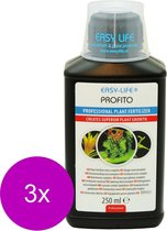 Easy Life Profito - Plantenmeststoffen - 3 x 250 ml