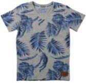 T-shirt v hals | DJ Dutchjeans  maat 110