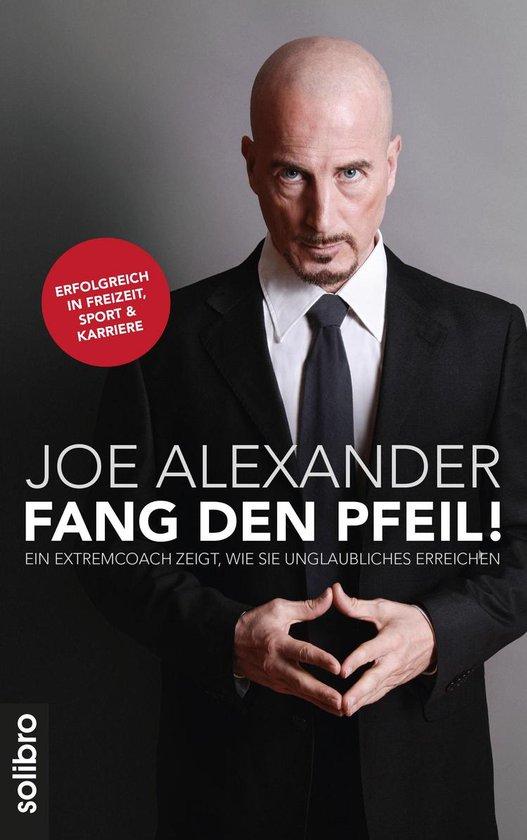 Boek cover Fang den Pfeil! van Joe Alexander (Onbekend)
