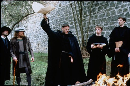 Cover van de film 'Luther'