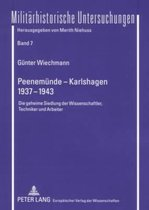 Peenemunde - Karlshagen- 1937-1943