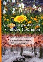 Boek cover Gezond Het Jaar Door Met Schussler Celzouten van Thomas Feichtinger