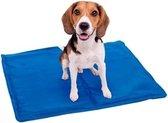 Koelmat Voor Honden - 65x50 cm - Blauw