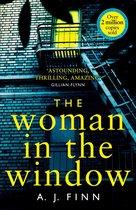Boek cover The Woman in the Window van A. J Finn (Onbekend)