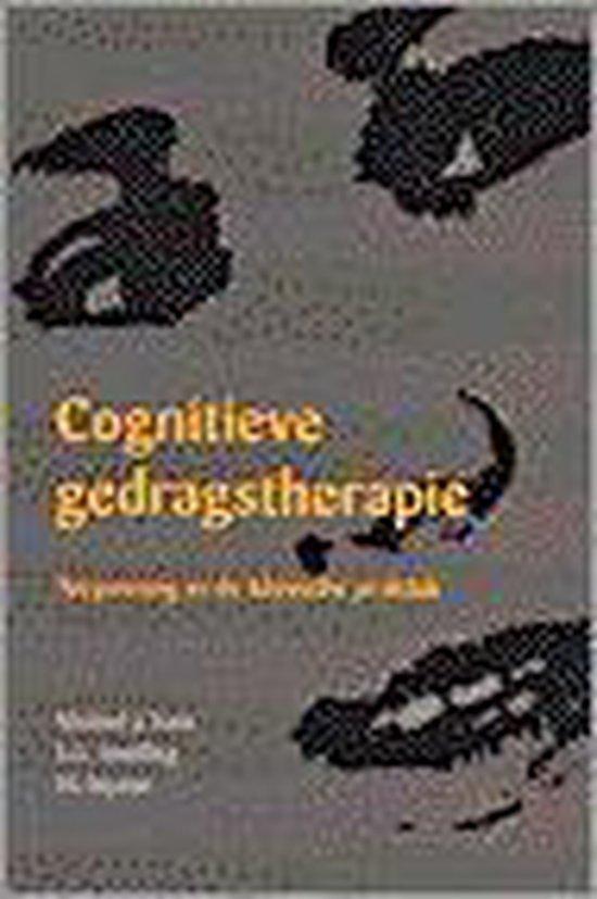 Cognitieve gedragstherapie - M.J. Scott  