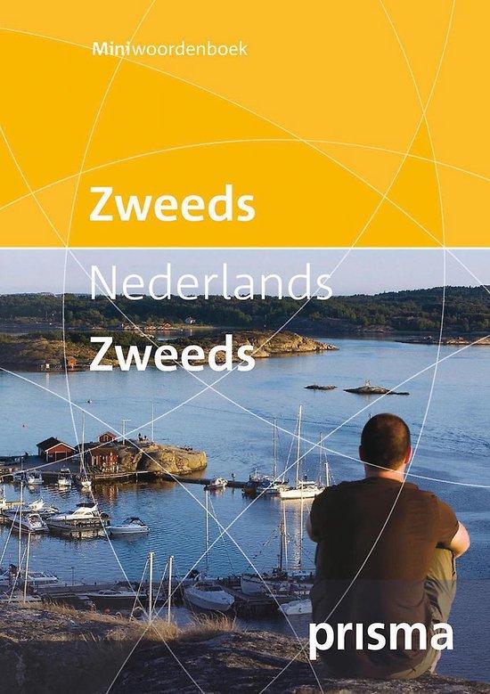 Prisma Miniwoordenboek Zweeds-Nederlands & Nederlands-Zweeds (Swedish-Dutch & Dutch-Swedish) - Prisma Redactie |