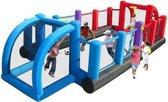 Happy Hop Inflatable Soccer Field - Springkussen