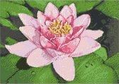 Wizardi Diamond Painting Lotus on the Lake WD032