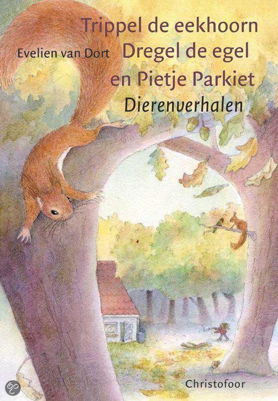Trippel De Eekhoorn, Dregel De Egel En Pietje Parkiet