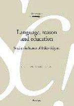Language, reason and education