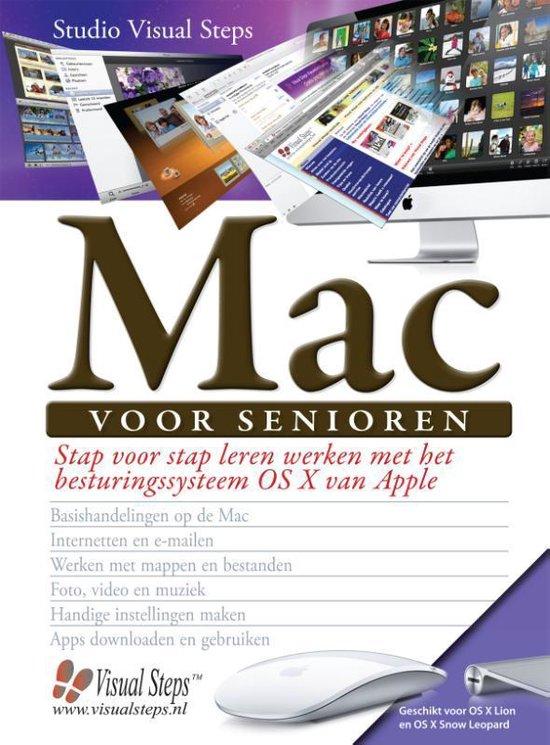 Afbeelding van Mac Voor Senioren