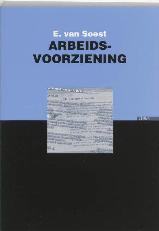 Arbeidsvoorziening - Erik van Soest |
