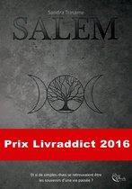 Boek cover Salem van Sandra Triname (Onbekend)