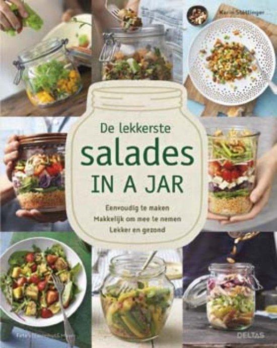 De lekkerste salades in a jar - Karin Stöttinger | Fthsonline.com