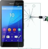 2 Stuks Pack Sony Xperia M5 Tempered Glass Screen protector 2.5D 9H 0.26mm
