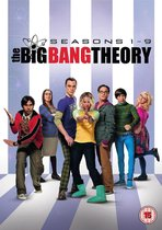 The Big Bang Theory - Seizoen 1 t/m 9 (Import)
