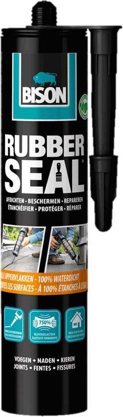 Afbeelding van Bison rubber seal reparatiekit - 310 gram