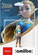amiibo Legend of Zelda: Breath of the Wild Collection - Zelda - 3DS + Wii U + Switch