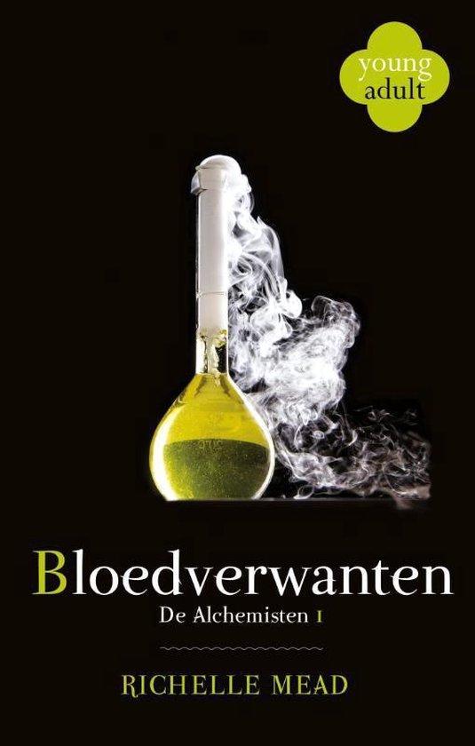 De alchemisten 1 - Bloedverwanten - Richelle Mead |