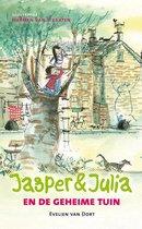 Jasper en Julia en de geheime tuin