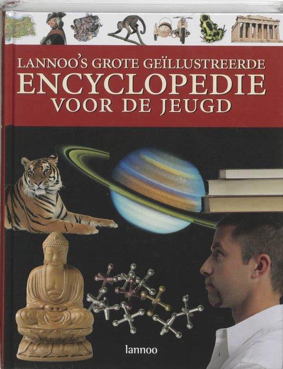 Lannoo'S Grote Geillustreerde Encyclopedie Voor De Jeugd - Onbekend  