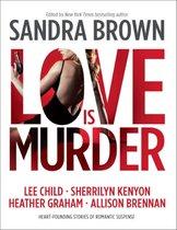 Omslag Thriller 3: Love Is Murder