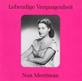 Lebendige Vergangenheit: Nan Merriman