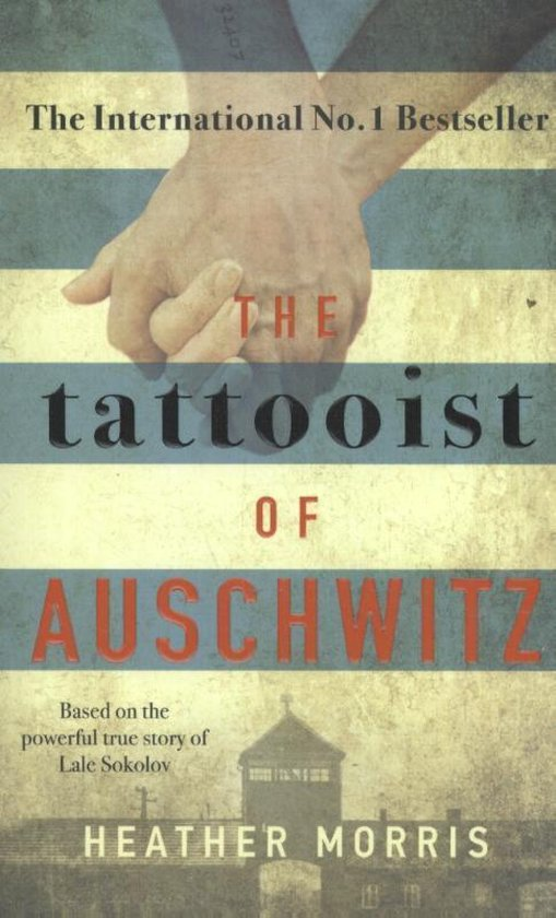 Boek cover The Tattooist of Auschwitz van Heather Morris (Paperback)