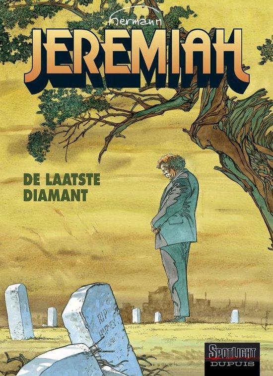 Jeremiah 24. de laatste diamant - Huppen, Hermann pdf epub