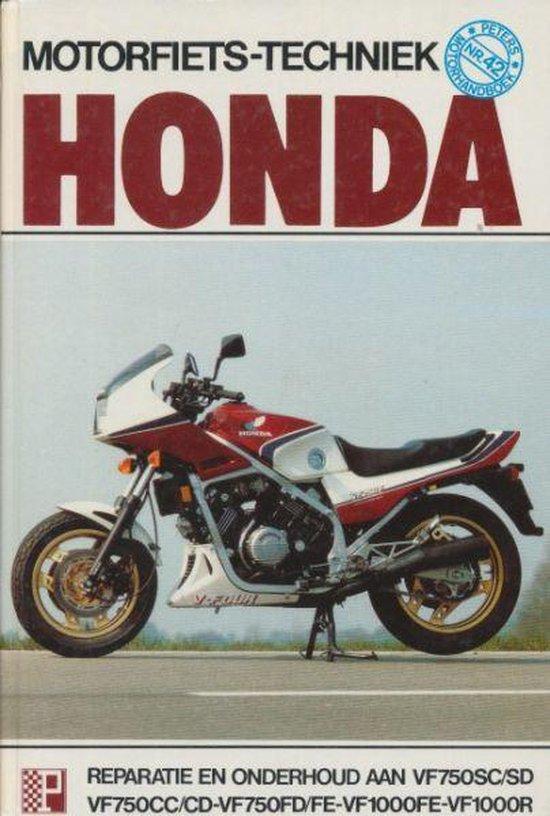 HONDA VF750CC/CD-VF750FD/FE-VF1000FE-VF1000R - Stan Vert. Skubisz pdf epub
