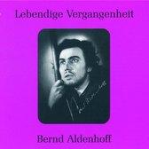 Lebendige Vergangenheit: Bernd Aldenhoff