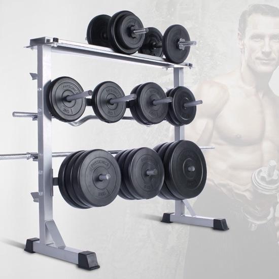 Trend24 - Physionics - halter opbergrek 300 kg
