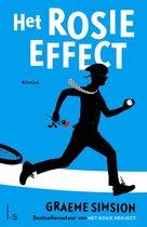 Boek cover Het Rosie effect van Graeme Simsion