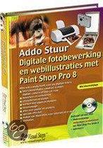 Digitale Fotobewerking En Webillustraties Met Paint Shop Pro 8