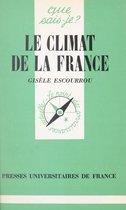 Le climat de la France