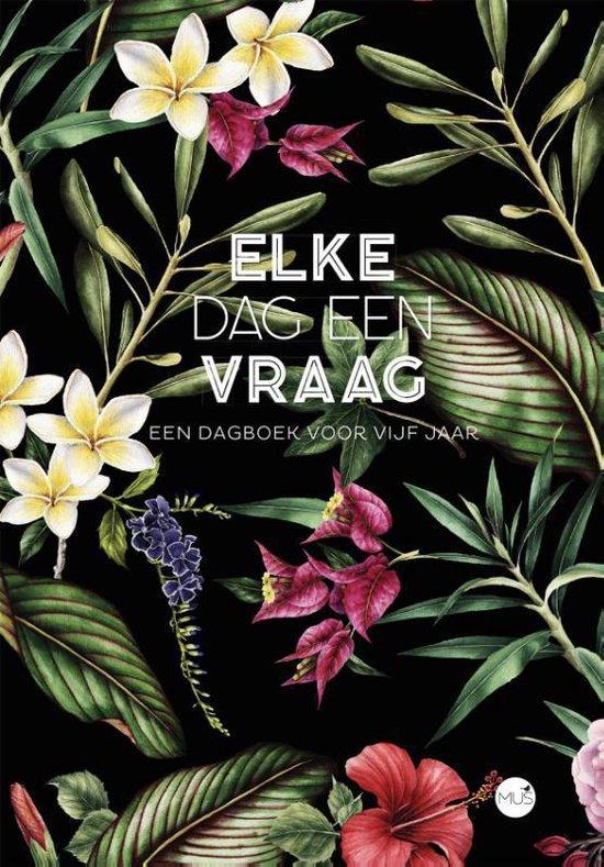 Boek cover Elke dag een vraag van Diverse auteurs (Paperback)